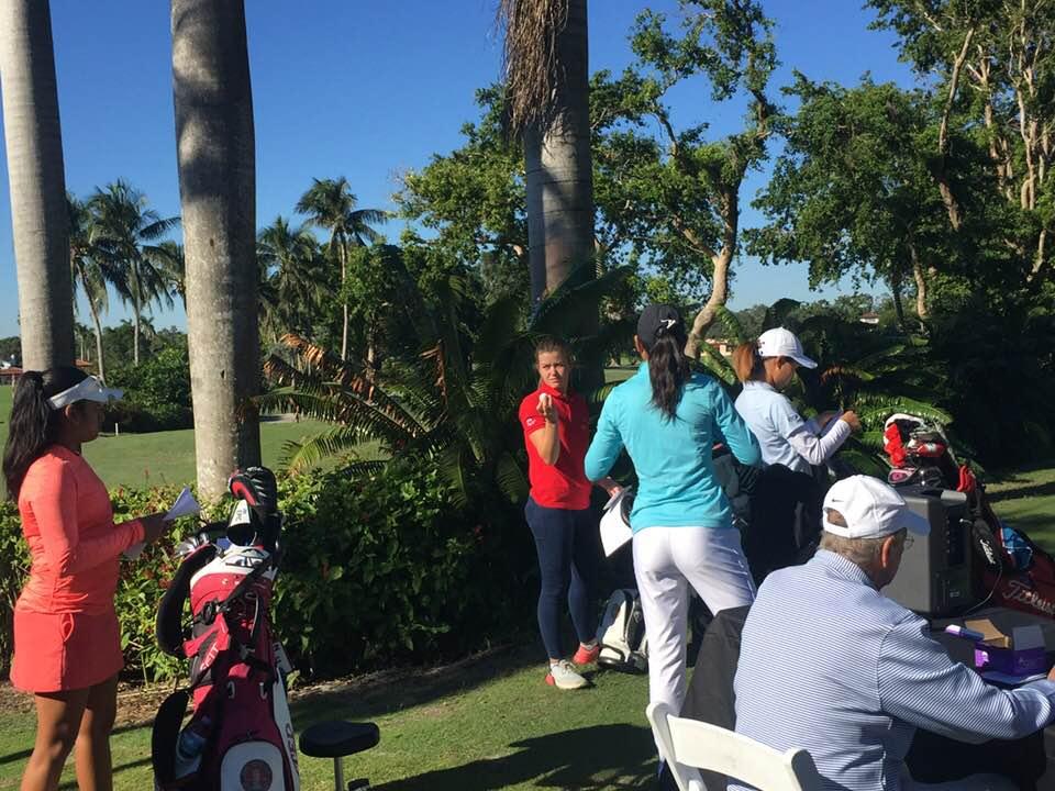 compétition fédéral de golf 2017